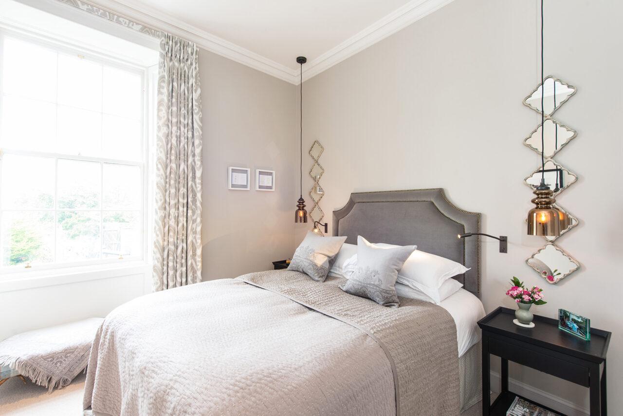 Edinburgh Townhouse bedroom