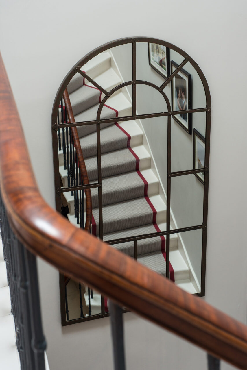 Edinburgh Townhouse stairs