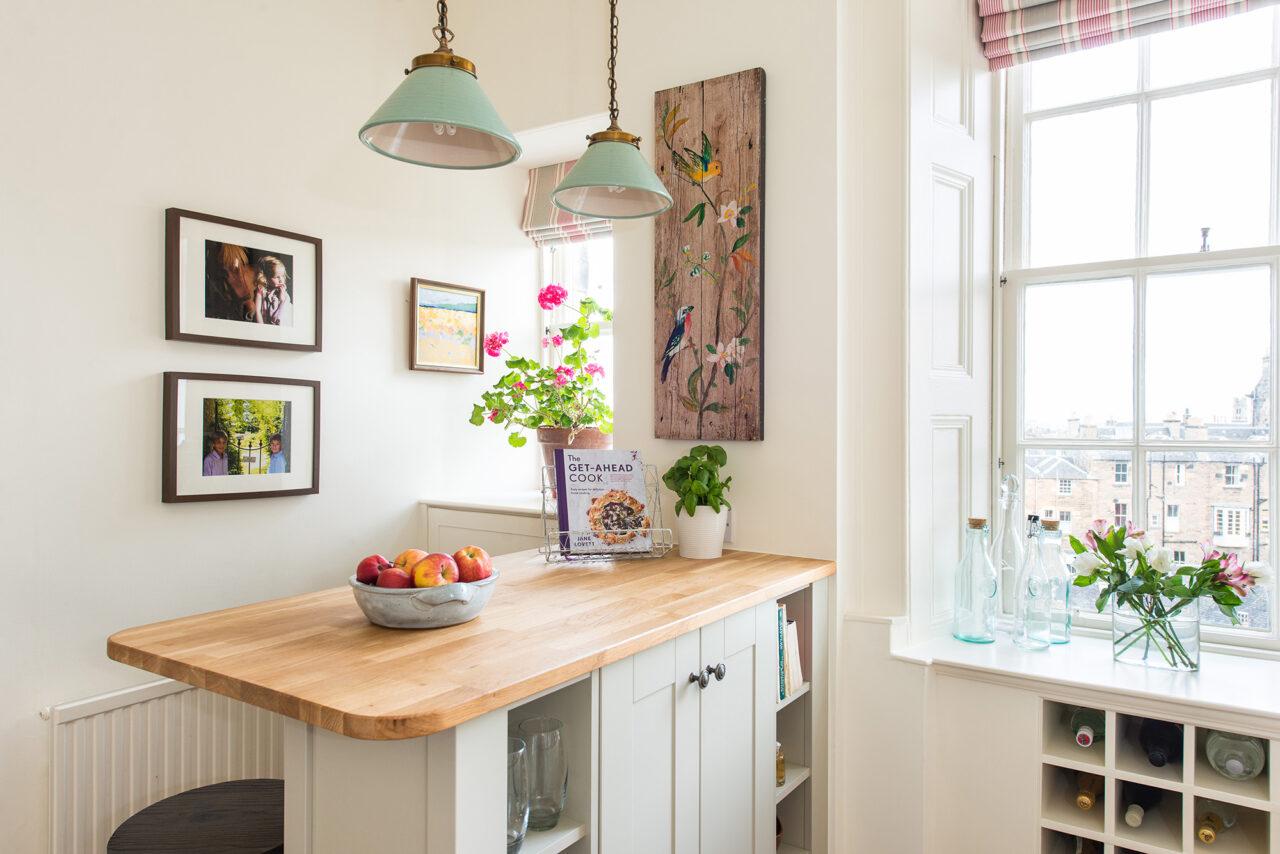 Clarendon Crescent kitchen